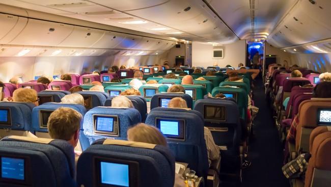 Las Series Favoritas De Los Viajeros Para Ver En El Avion