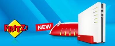 AVM presenta su más que interesantes novedades: cuatro nuevos Fritz!Box y nuevo Frtiz!OS