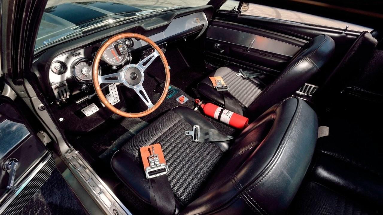 "Foto de Ford Shelby GT500 ""Eleanor"" subasta (4/21)"