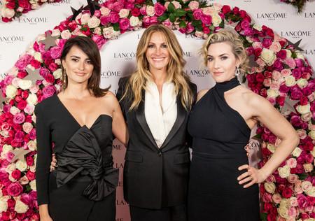 Penélope Cruz, Julia Roberts y Kate Winslet pasean su glamour (y también cantan) en Mónaco
