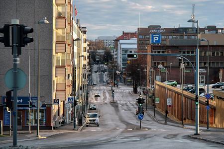 Finlandia Carretera