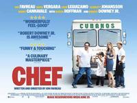 Estrenos de cine | 8 de agosto | Entre chefs, robots y cuadros de Hopper