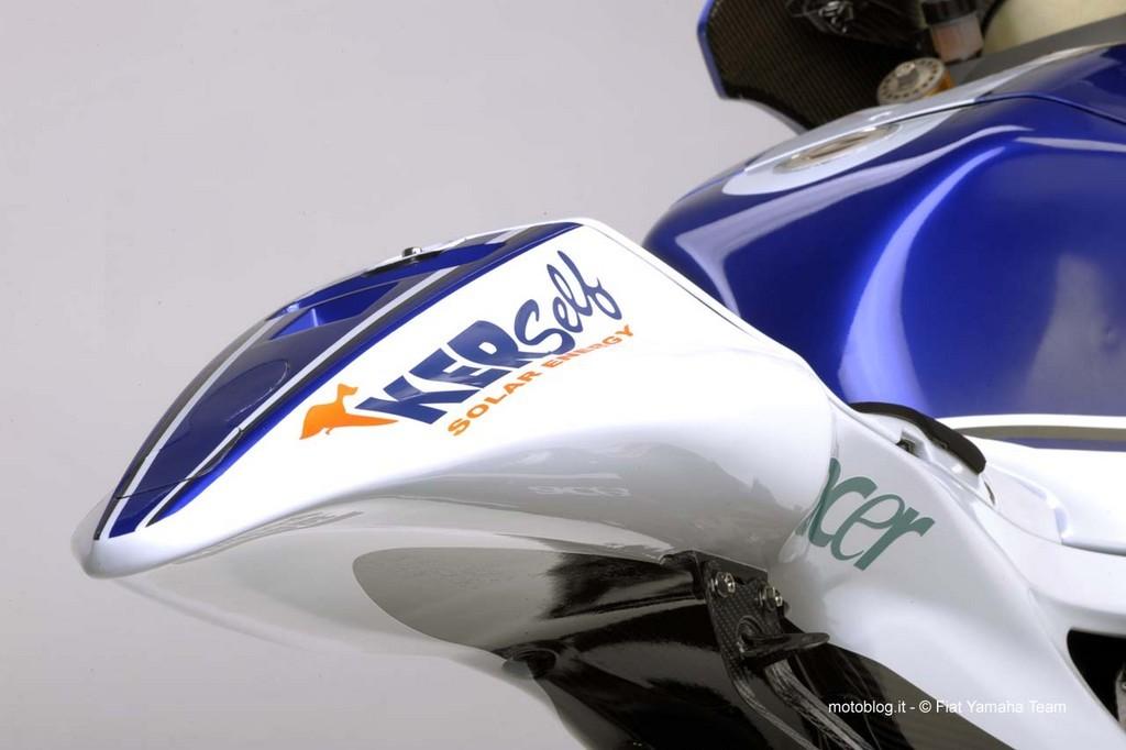 Foto de Team Fiat Yamaha, presentación equipo 2008 (6/11)