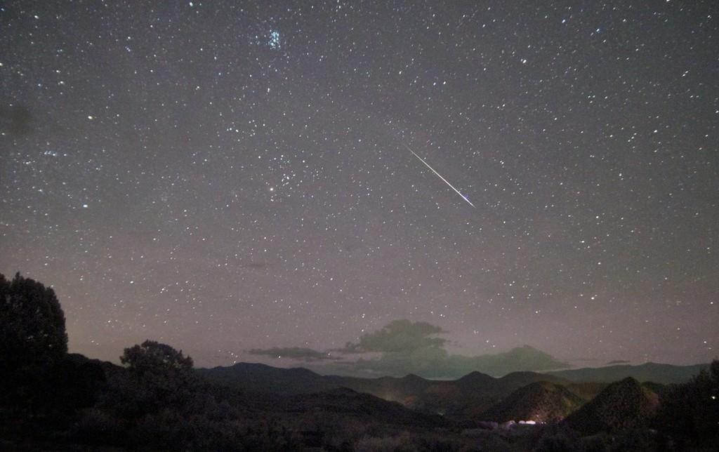 Perseidas 2019: cómo y cuándo ver la lluvia de estrellas online
