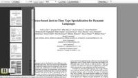 Firefox 14 (versión nightly) incluye un lector de PDF
