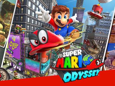 Super Mario Odyssey arrasa en los Gamescom Awards como mejor juego y con otros cuatro premios más [GC 2017]