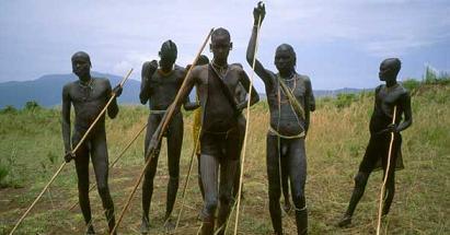 La depresión o la anorexia no son propias de las tribus indígenas