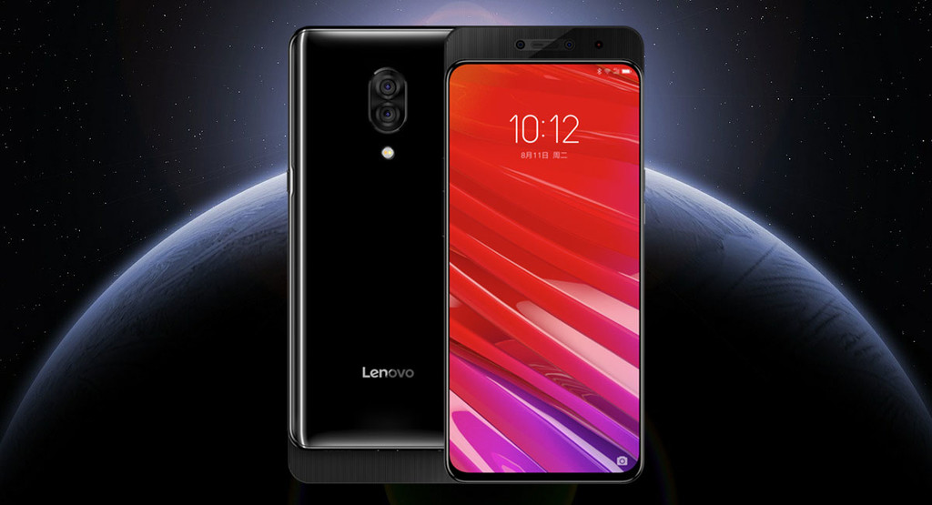 Lenovo Z5 Pro, camera slider and screen borderless with fingerprint reader built-in to the mid-range