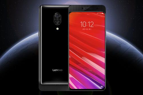 Lenovo Z5 Pro, cámara deslizante y pantalla sin bordes con lector de huellas integrado para la gama media