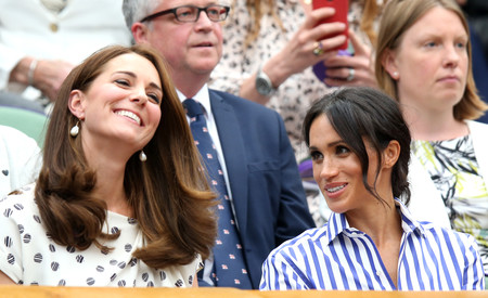 Meghan Markle Y Kate Middleton 3