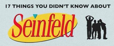17 cosas que no sabías sobre 'Seinfeld', la imagen de la semana