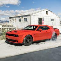 La enésima versión del Dodge Challenger SRT se llama Super Stock, y es casi un Demon de 818 CV a precio de BMW M2