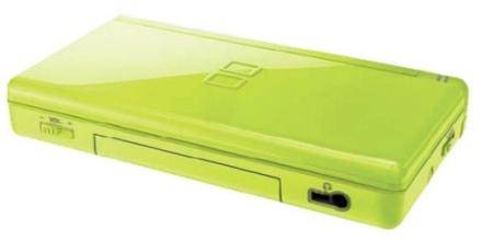 Nuevos colores para la Nintendo DS en junio