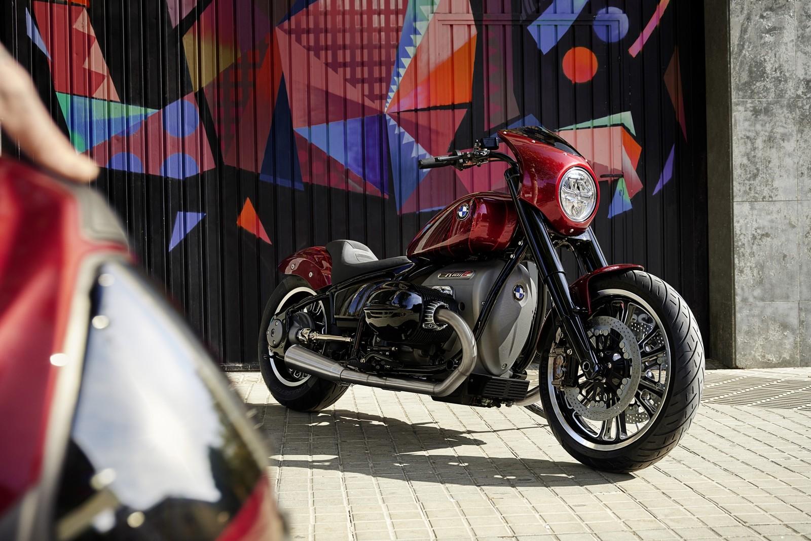 Foto de BMW Motorrad Concept R 18 /2 (11/39)