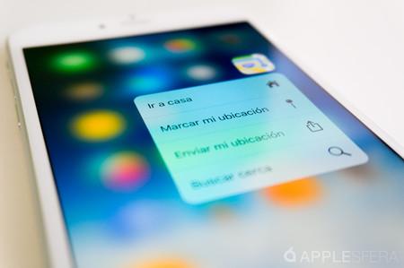 Lo que Apple te da, Apple te quita: por qué 3D Touch podría desaparecer en el futuro