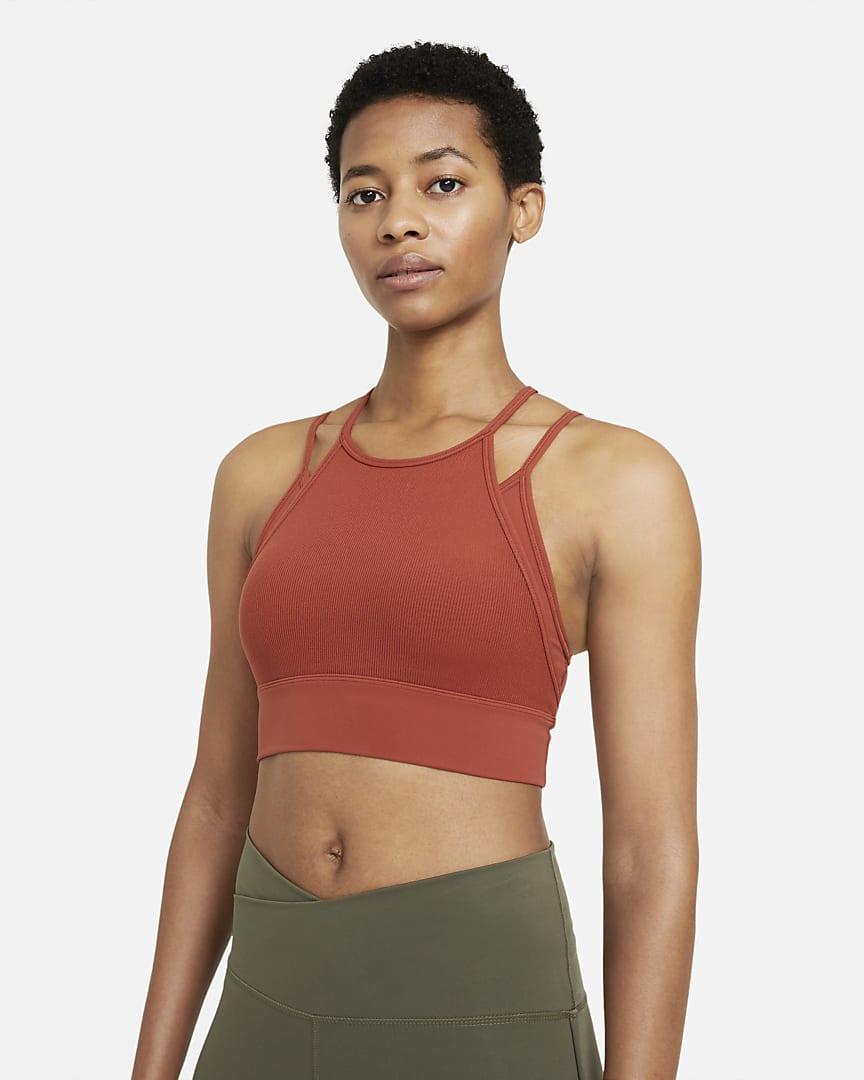 Sujetador Nike Yoga Dri-FIT Indy