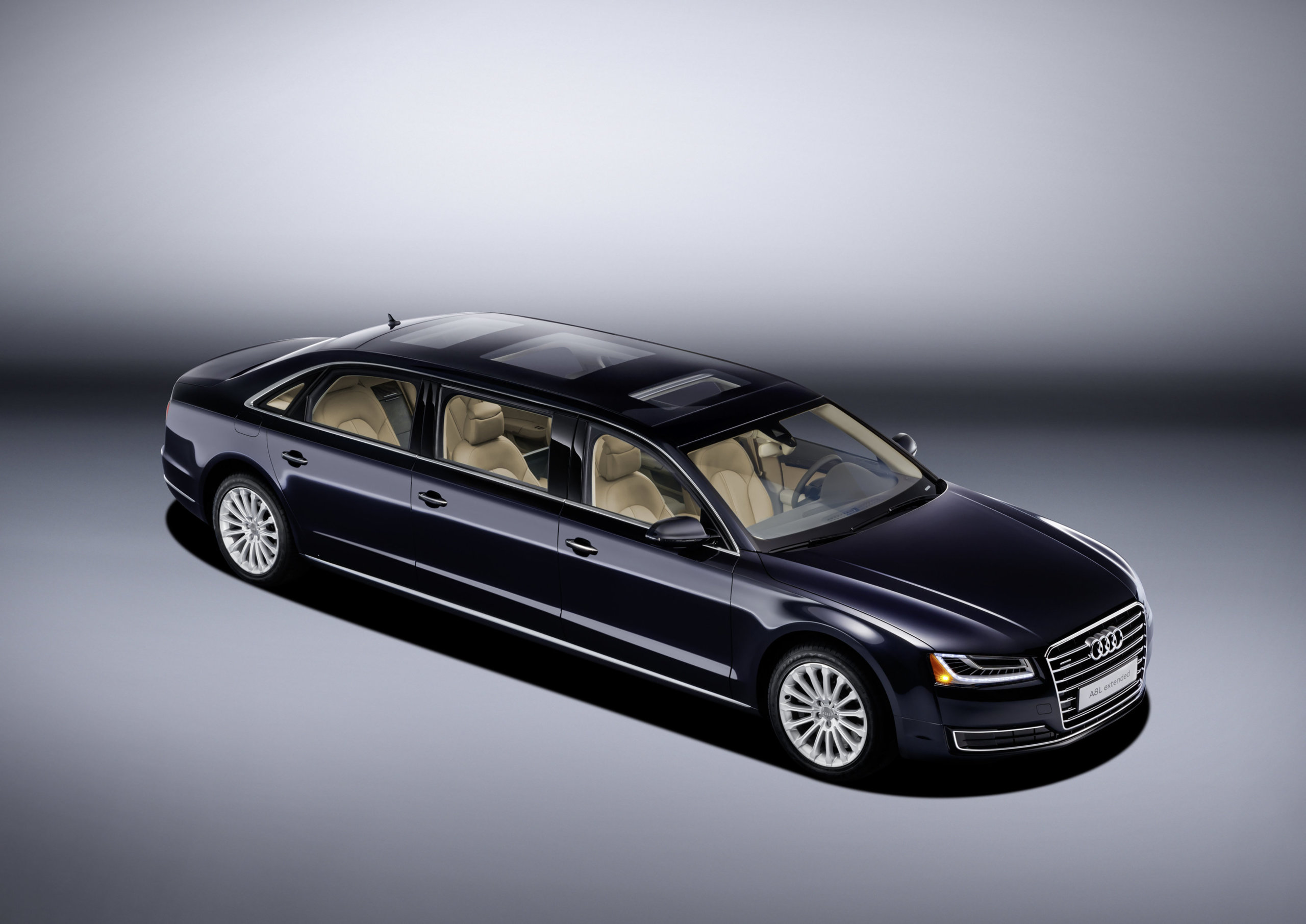 Foto de Audi A8 L extended (4/12)