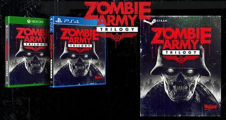 Zombie Army Trilogy ya tiene fecha de salida para PS4, Xbox One y Steam