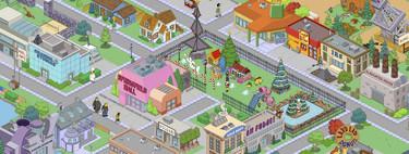 Tras años acumulando edificios he tirado una bomba nuclear sobre mi ciudad en Los Simpsons: Springfield (y es la peor decisión que he tomado)