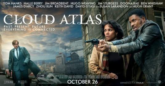 Foto de 'El Atlas de las Nubes', carteles (12/15)