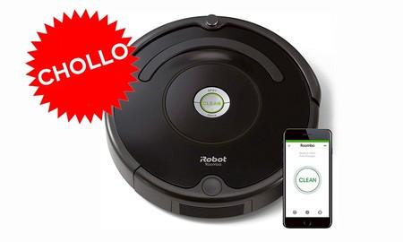 Hoy en Amazon, el robot aspirador Roomba 671 vuelve a ser un chollo: lo tienes por sólo 199 euros