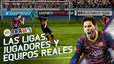 FIFA 14 llega a iOS y Android