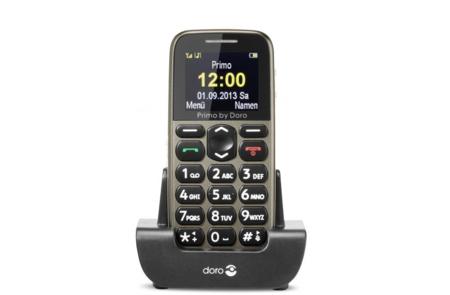 Doro Primo 215, un móvil pensado para mayores, por 26,98 euros en eBay