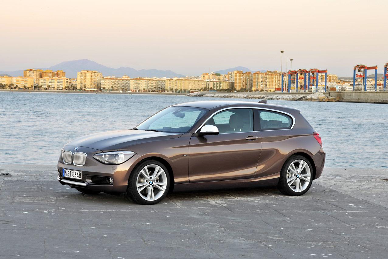 Foto de BMW Serie 1 3 puertas (7/33)