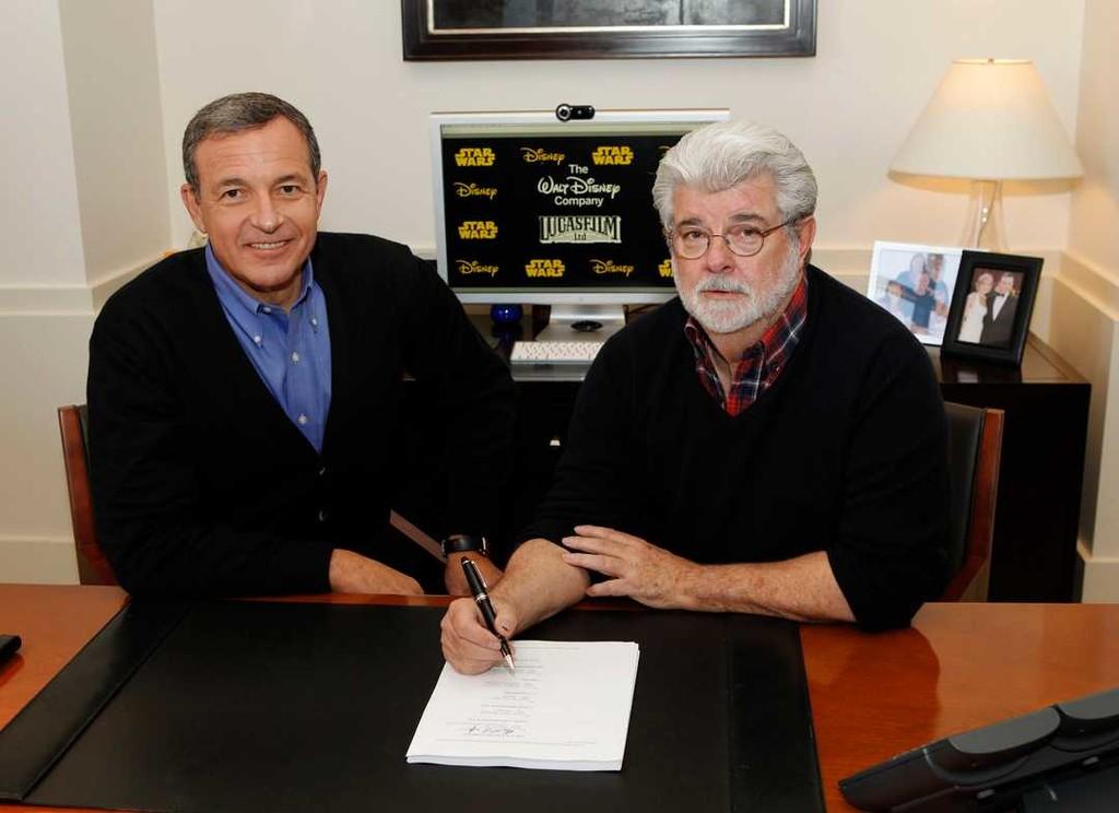 George Lucas Vende Su Alma