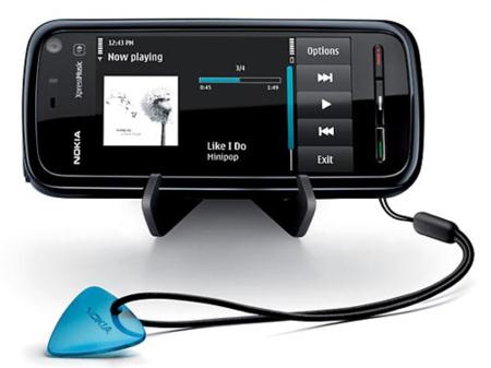 Nokia 5800 XpressMusic con Movistar