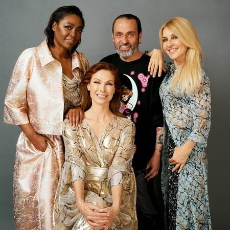 Todos los productos utilizados en los looks de maquillaje y pelo de Cayetana Guillén, Francine Galvez y Cristina Piaget en el desfile de Angel Schlesser