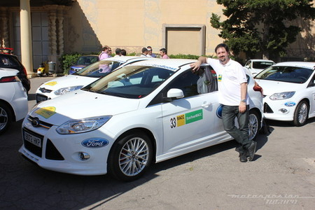 Ford Focus EcoBoost EcoTour RACC