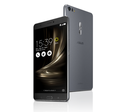 ASUS Zenfone 3, Deluxe y Ultra: pantallas más grandes y nuevos diseños