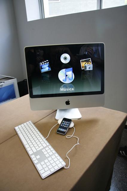 iMac e iPhone