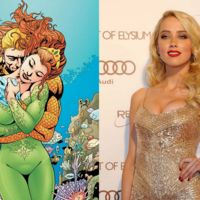 Amber Heard encarnará a la reina Mera en 'La liga de la justicia' y 'Aquaman'