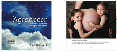 """""""Agradecer"""", un libro para niños sobre la gratitud"""