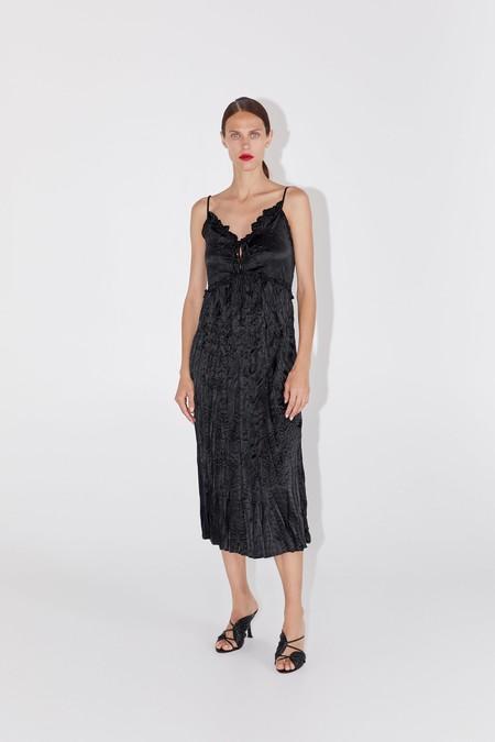 Vestidos Arrugados Zara 6