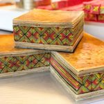La fascinante geometría de los pasteles más complejos de Malasia