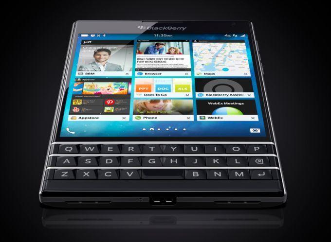 Foto de BlackBerry Passport (3/12)