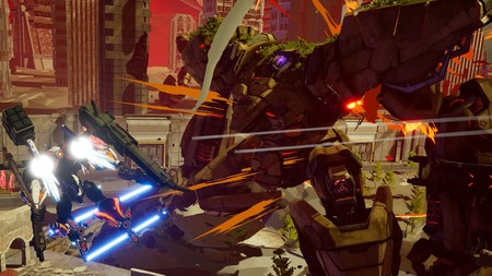 Daemon X Machina: ya disponible una demo con cuatro misiones del juego de mechas para Switch