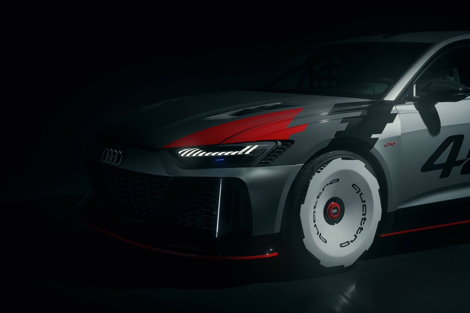 Foto de Audi RS6 GTO Concept (11/15)