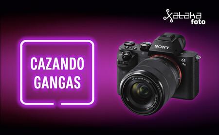 Sony A7 II, Nikon Z50, Fujifilm X-T30 y más cámaras, objetivos y accesorios en oferta en el Cazando Gangas
