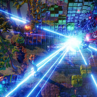 El frenético Nex Machina, de los creadores de Resogun, confirma su llegada a PC con un nuevo tráiler