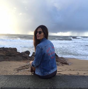 """Sara Carbonero al habla: """"en Oporto estamos muy bien"""""""