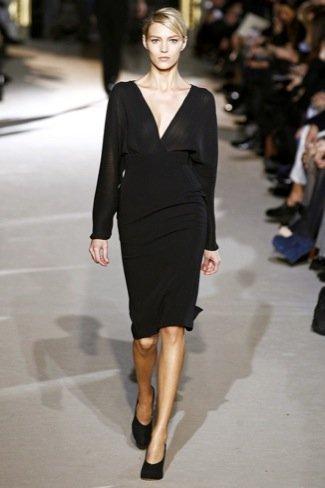 Stella McCartney Otoño-Invierno 2011/2012 falda lápiz
