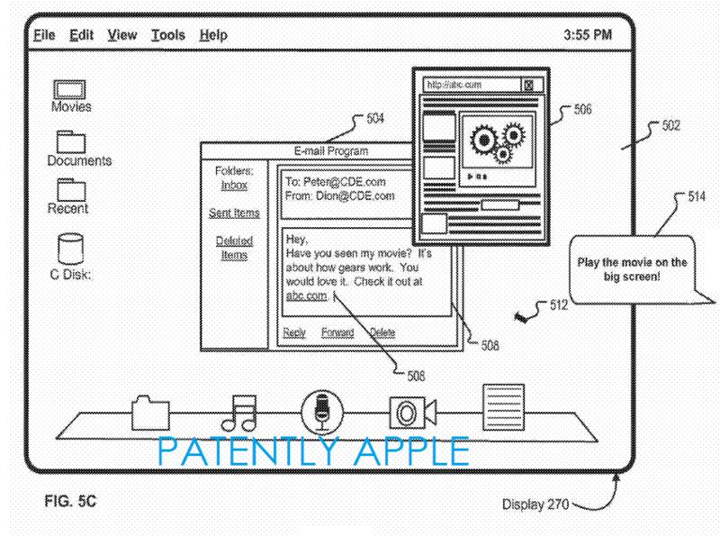 Foto de Patente de Siri para OS X (10/17)