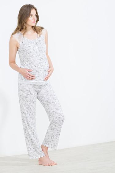 La nueva colección de Women´secret Maternity se viste de gris