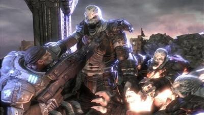 Gears of War tiene muy buena pinta