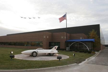 General Motors venderá parte de la colección expuesta en el GM Heritage Center