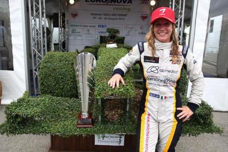 Michela Cerruti nuevo piloto de TrulliGP en la Fórmula E